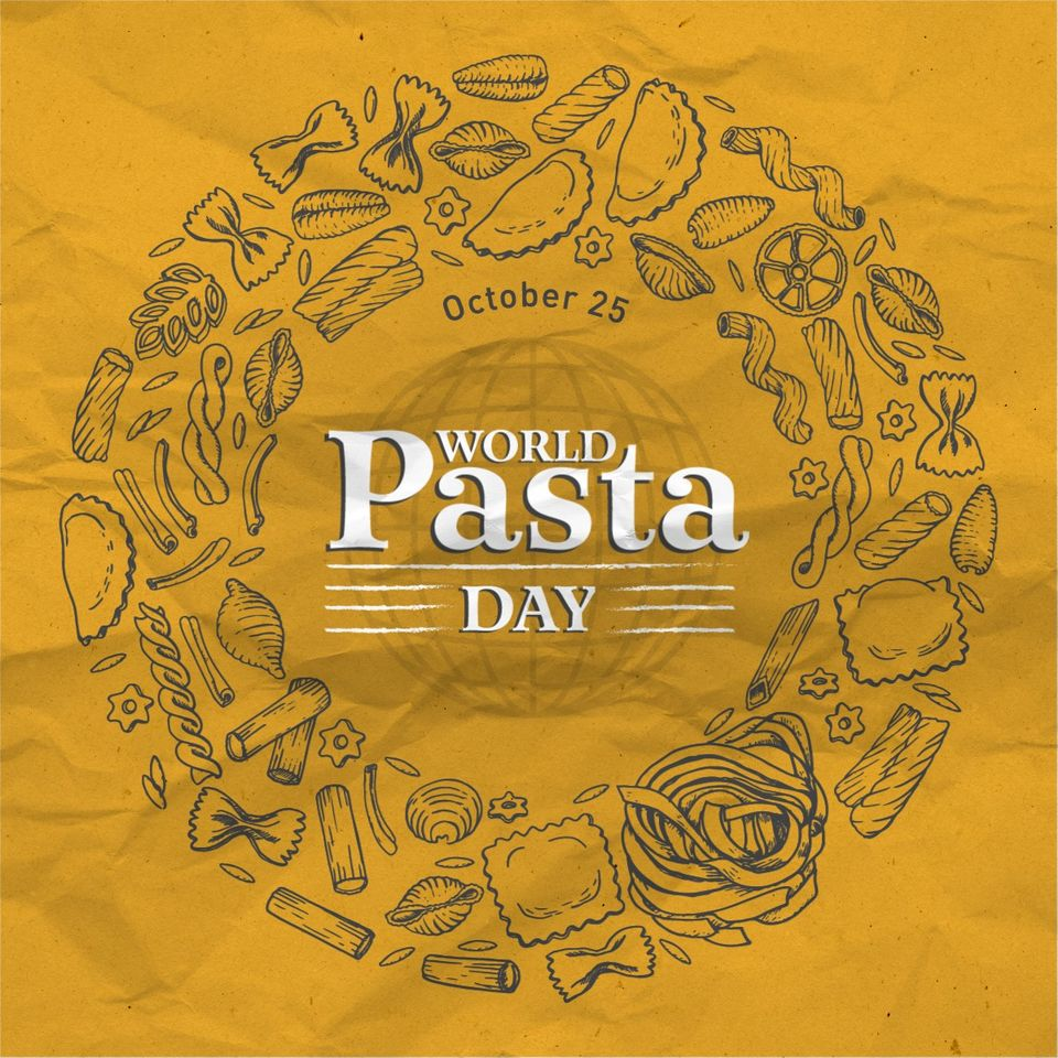 World Pasta Day Wishes Photos