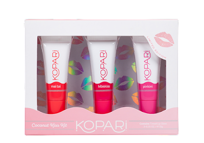 Kopari Coconut Kiss Lip Kit