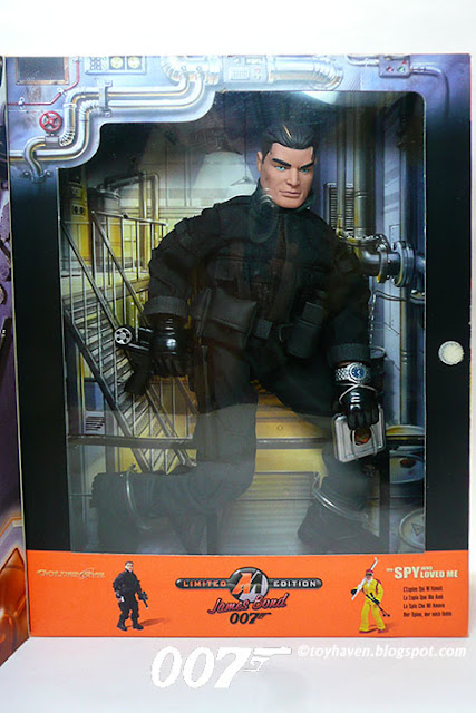 "toyhaven: Action Man James Bond Agent 007 ""GoldenEye"" 12"
