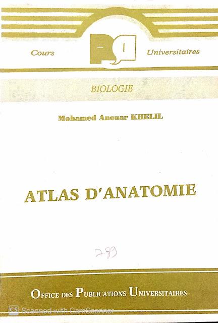 Atlas d'anatomie - WWW.VETBOOKSTORE.COM