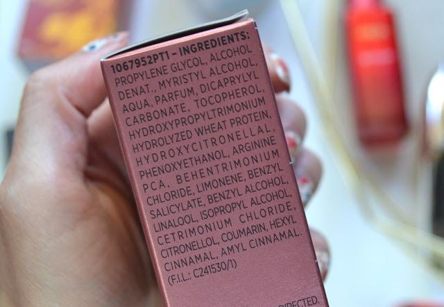 L'Oreal Wonder Water Ingredients