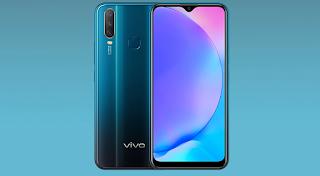 Vivo Y17 Handphone harga 2 jutaan terbaik 2020
