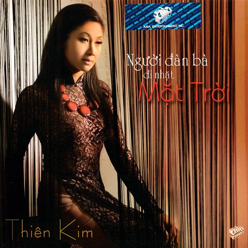 AsiaCDCS24 - Thiên Kim - Người Đàn Bà Đi Nhặt Mặt Trời (NRG) + bìa scan mới
