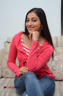 Telugu Actress Mouryani Latest Pos in Blue Denim Jeans  0115.JPG