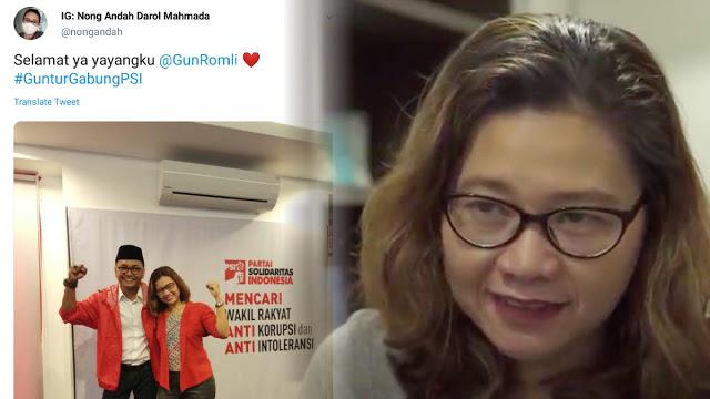 Viral Video Dampak Buruk Anak Dipaksa Berjilbab, Narasumbernya Ternyata Istri Guntur Romli PSI