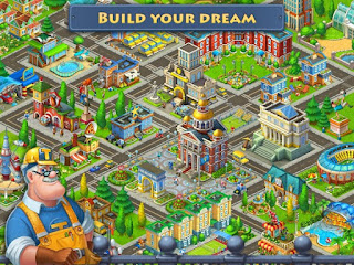 Township Mod Apk Unlimited Energy