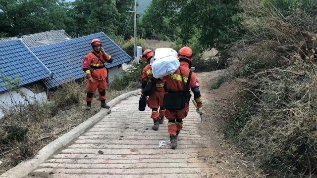 21 αθλητές νεκροί σε υπερμαραθώνιο στην Κίνα λόγω ακραίων καιρικών συνθηκών