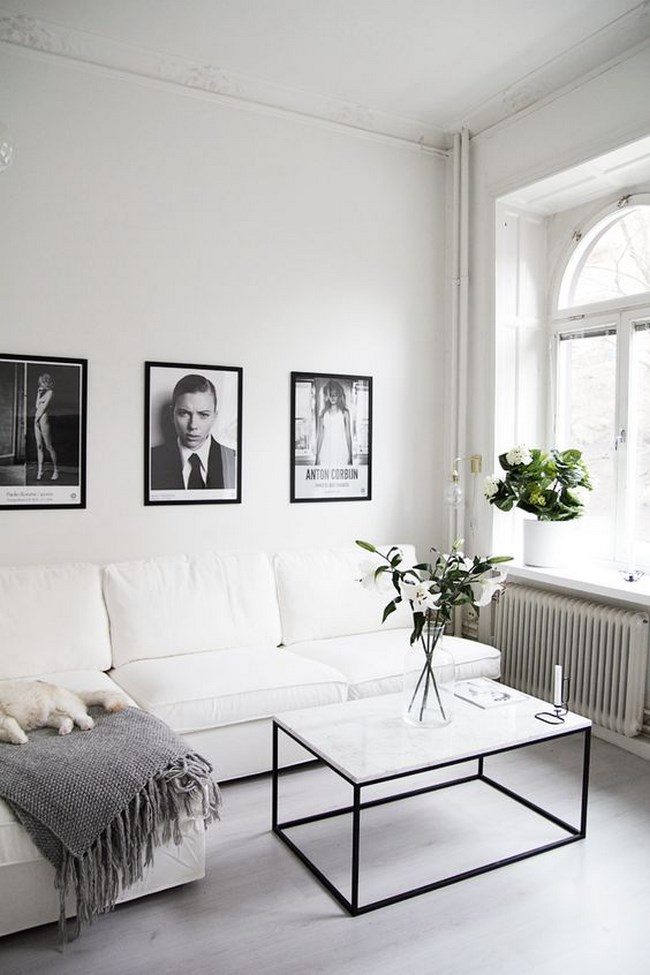 decoración de salas modernas pequeñas