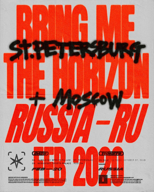 Bring Me the Horizon в России