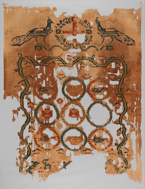 'New Discoveries: Early Liturgical Textiles from Egypt, 200–400' at The Met Fifth Avenue