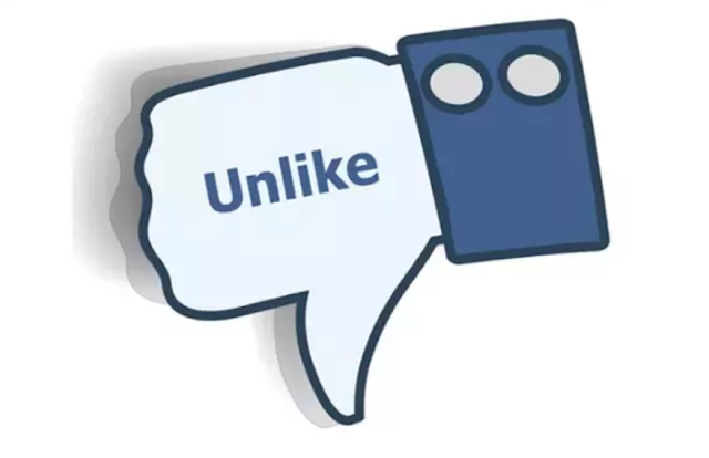 So you can quickly differentiate yourself from all Facebook fan pages
