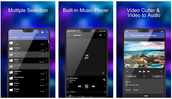 Screenshot Video Player All Format v1.4.9 Premium