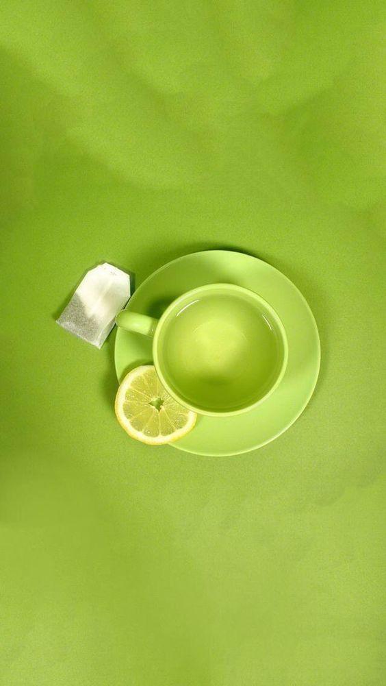 ◙ green tea