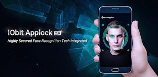 تحميل تطبيق IObit Applock: Face Lock & Fingerprint Lock 2019 v2.5.0 Pro للاندرويد