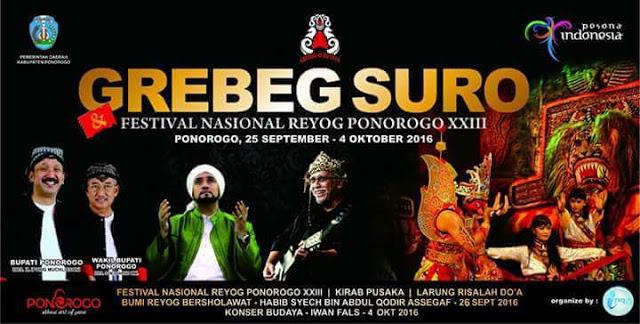 Konser Iwan Fals Grebeg Suro Ponorogo Oktober 2016
