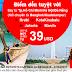 Khám phá châu Á chỉ từ 39 USD cùng Air Asia