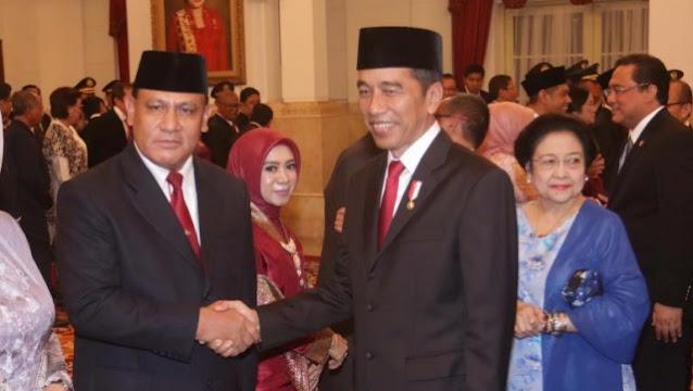 Jokowi 'Dicuekin' soal Pemecatan Pegawai KPK, Pakar: Mungkin Ada Perintah dari yang Lebih Berkuasa