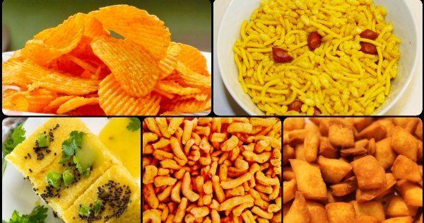 This post about Gujarati snacks and gujarati breakfast list with title 13 Gujarati Snacks जिसका स्वाद इतना मजेदार है की जिंदगीभर रहेगा याद