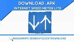 Internet Speed Meter v. 1.5.9 terbaru