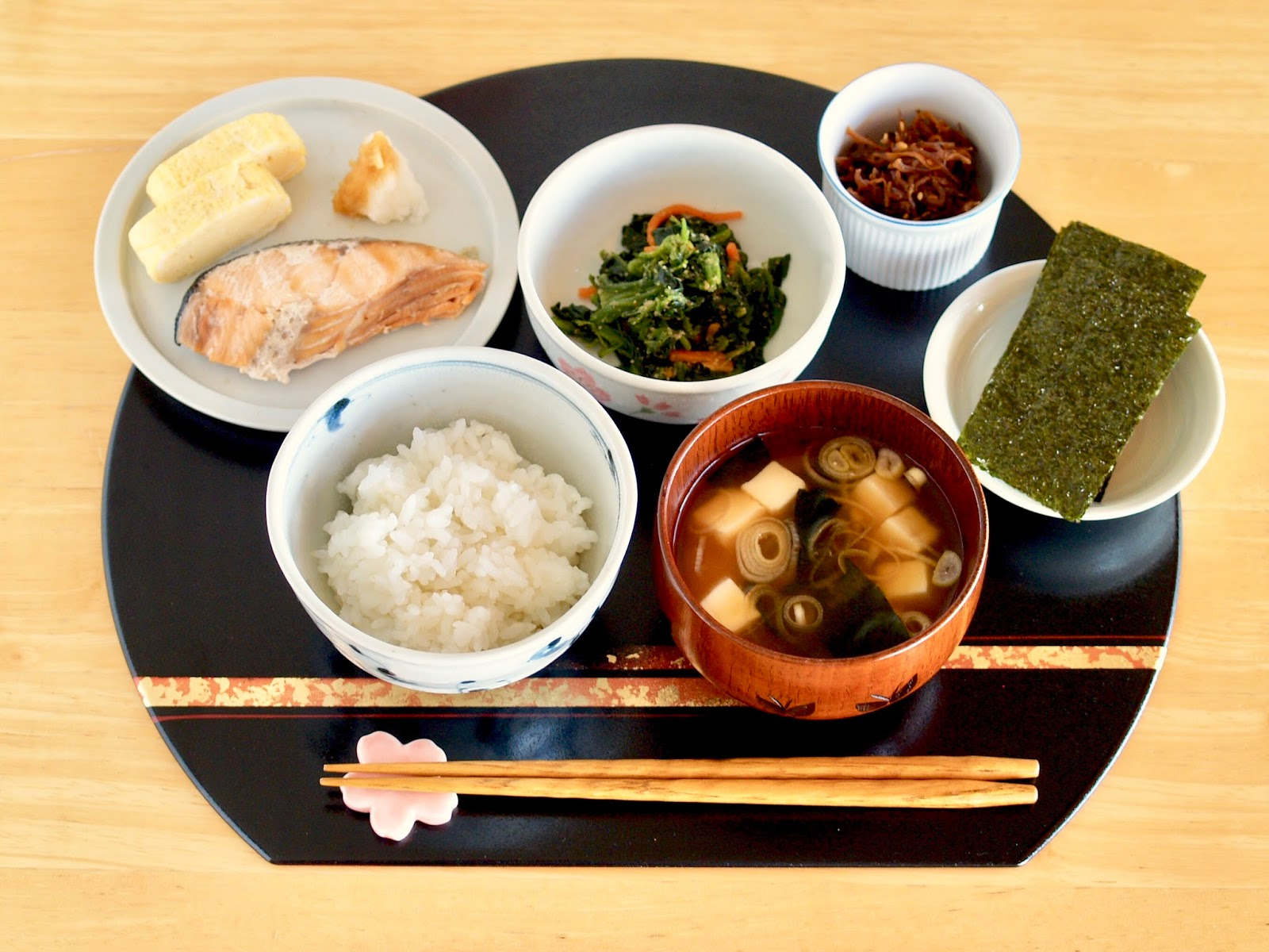 Japanese Breakfast Food List