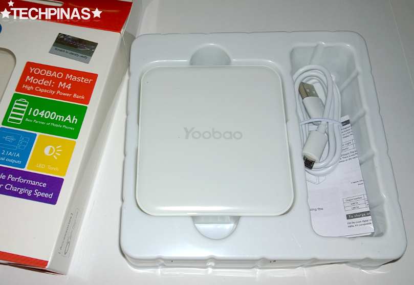 Yoobao Powerbank
