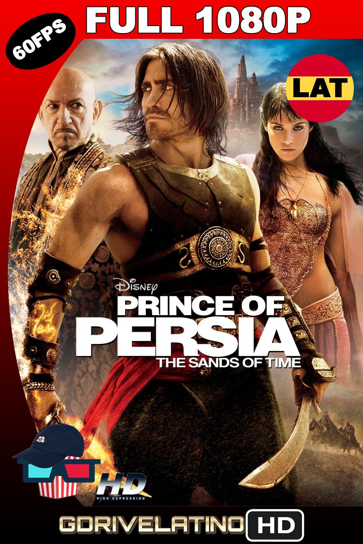 El Príncipe de Persia: Las Arenas del Tiempo (2010) BDRip FULL 1080p (60 FPS) Latino-Ingles MKV