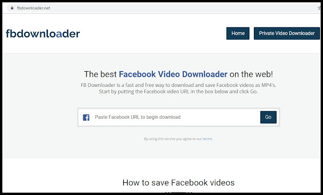 aplikasi untuk download video facebook