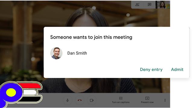 تنزيل Hangouts meet