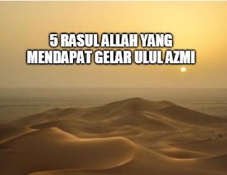 Ulul Azmi