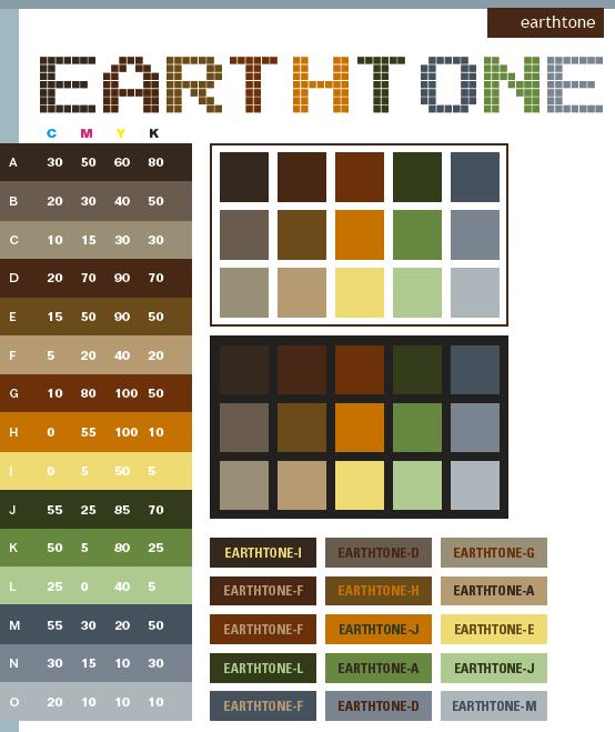 Color Scheme Based On Nature Definition