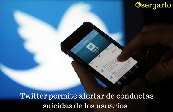 Twitter, redes sociales, social media, alertar, conductas, usuarios