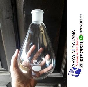 Jual Evaporator Nasu Flask 1000mll Schott NS29/32 di Surabaya
