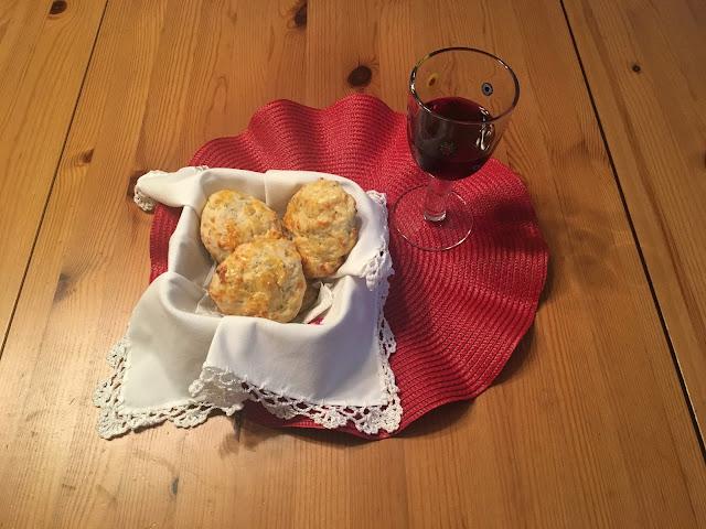 Receta de: Bísquets de queso