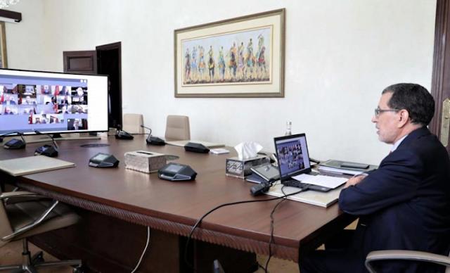 المجلس التنفيذي يوافق  على مشروع مرسوم بشأن امتحانات القبول التنافسية للمعاهد الهندسية و ENCGs