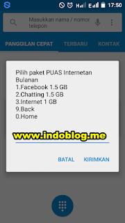Paket internet Murah Simpati As Terbaru Oktober 2016