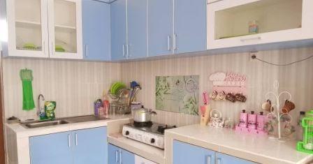 70+ gambar model lemari dapur kitchen set kayu sederhana