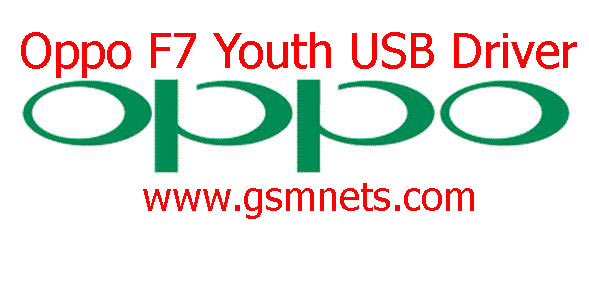 Oppo F7 Youth USB Driver Download