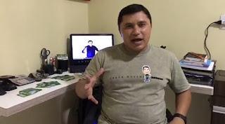 Vereador Tiago Pereira em vídeo convida militância para evento nesta sexta-feira 30 confira