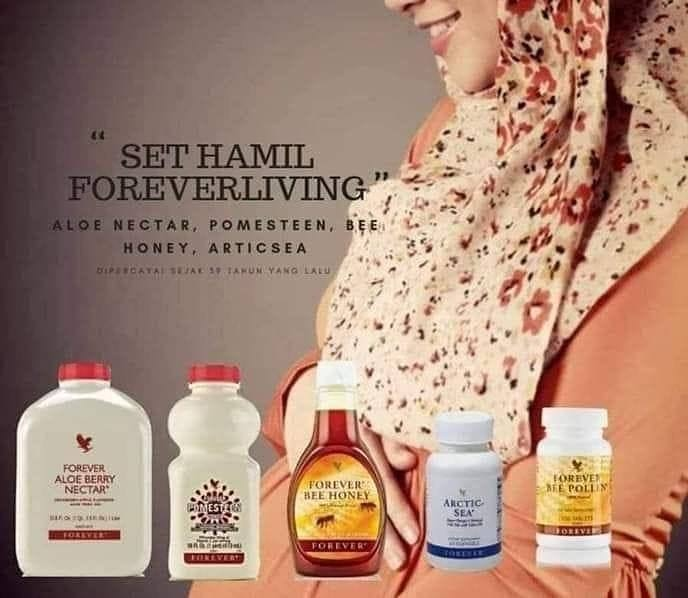 SET IBU HAMIL FOREVER LIVING PRODUCTS