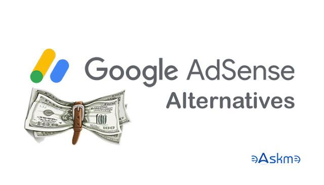 Best Google Adsense Alternatives for 2021: eAskme