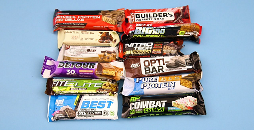 Healthy Protein Bars, good for you!
