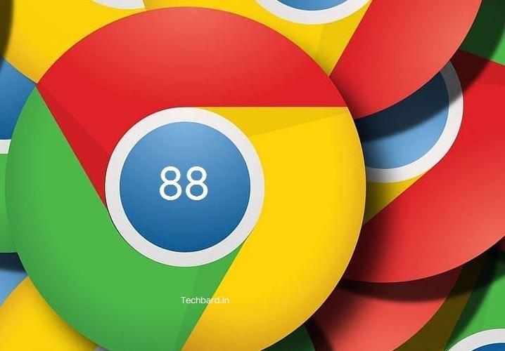 Chrome 88 Update