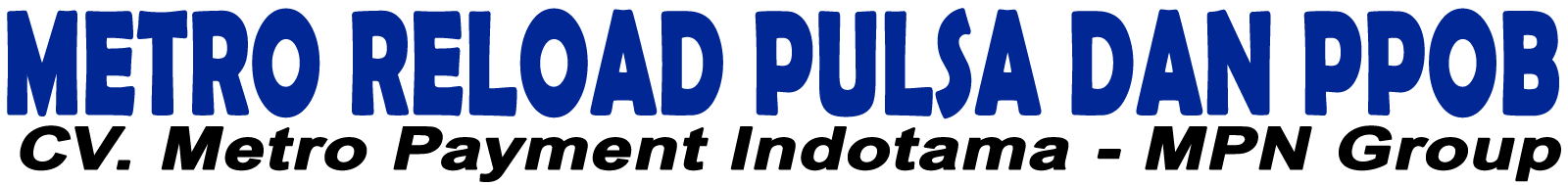 Metro Reload Pulsa Apk