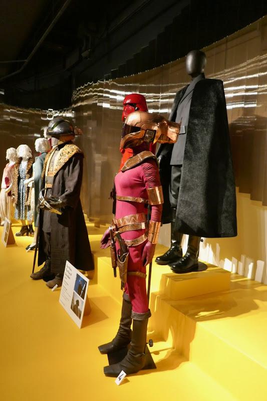 Star Wars Rise of Skywalker costumes