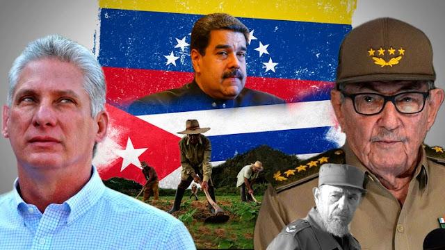 La hipocresía de los Castro: nuevas denuncias por esclavitud y su histórica obsesión por Venezuela