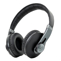 Omni By JLab Premium Folding Bluetooth Wireless Over-Ear Headphone with Mic & Carrying Case
