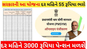 PM-SYM : A pension scheme for unorganised Workers