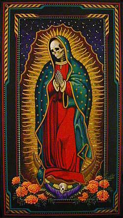 H/E: Who the Hell is Santa Muerte?