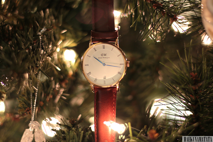 Daniel Wellington Watches Christmas Promotion + 15% Off Coupon Code