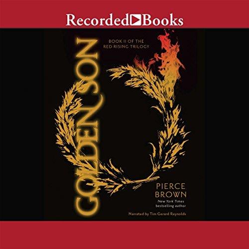 Reviews By Martha's Bookshelf: Audible Book Review: Golden